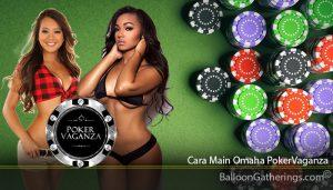Cara Main Omaha PokerVaganza