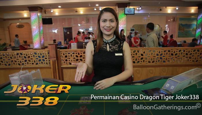 Permainan Casino Dragon Tiger Joker338
